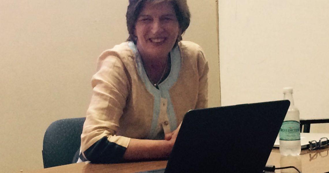Pilar Amézaga reflexiona sobre la agresividad y la forma de trabajarla en el análisis