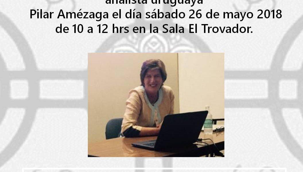 Supervisión clínica grupal de Pilar Amézaga