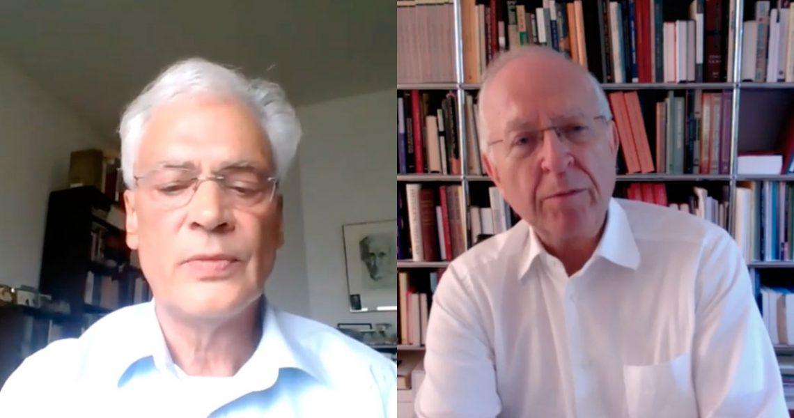 Entrevista a los editores Murray Stein y Thomas Arzt