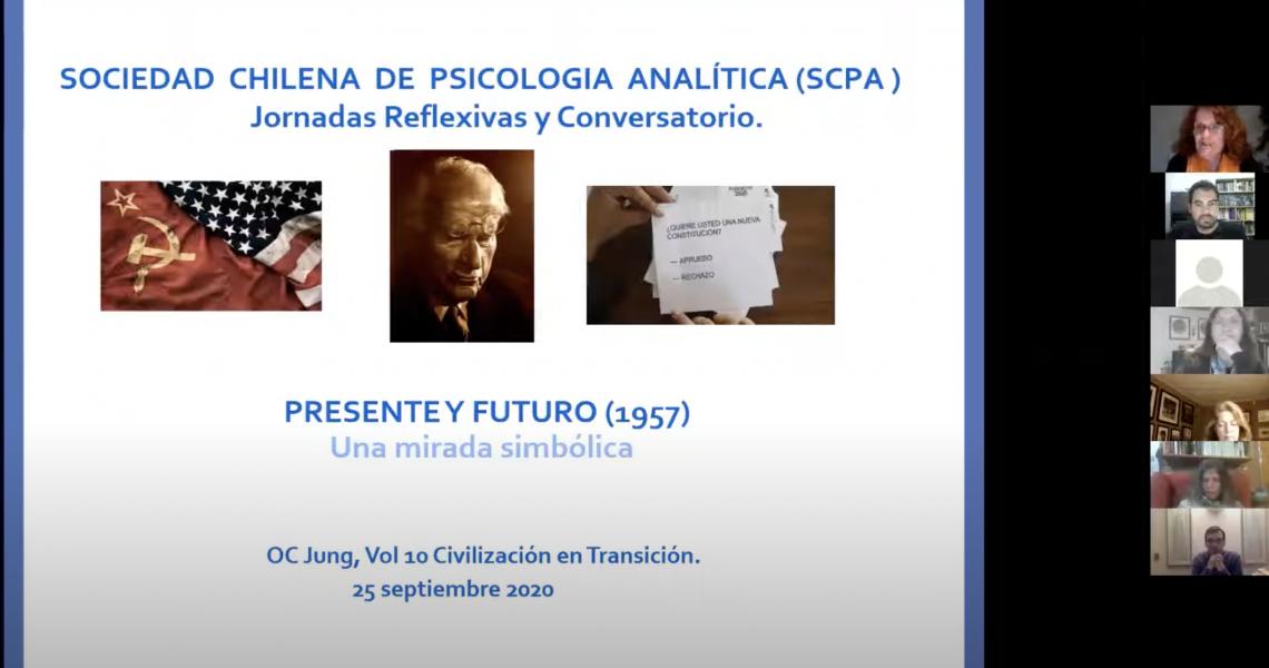 5º conversatorio SCPA. Presente y Futuro. A cargo de Claudia Grez.