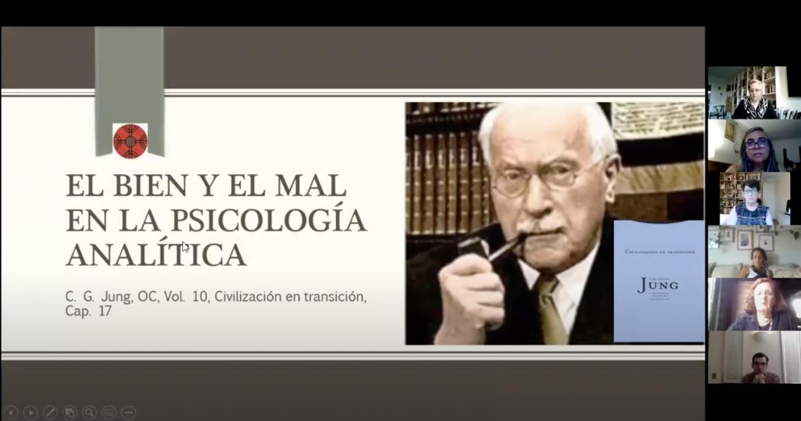 7º Conversatorio SCPA; a cargo de María Paz Abalos.